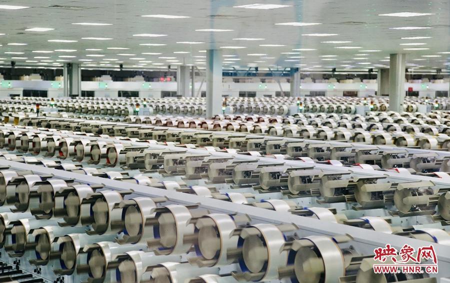 【大国小鲜@新发展理念】科技创新为安阳经济带来跨越式发展(图集)