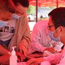 固始县高质高效推进新冠病毒疫苗接种工作