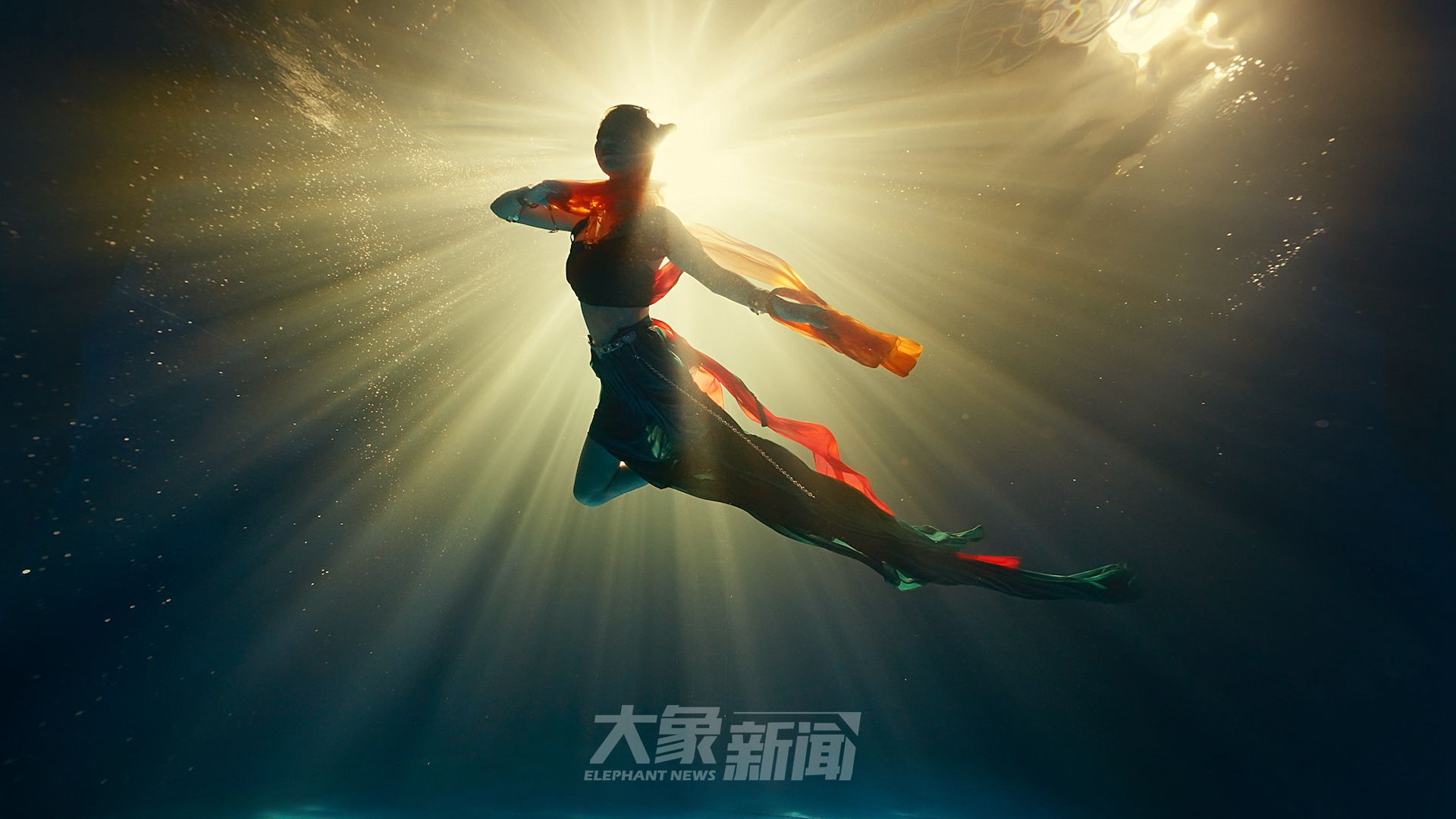 端午奇妙游还要放大招?神仙水下中国风舞蹈已经安排上了