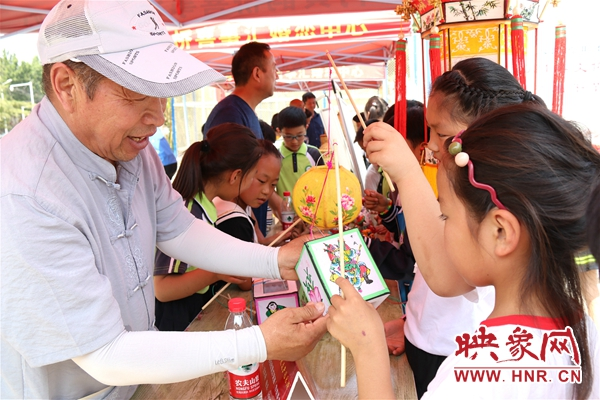 """内黄县开展""""文化和自然遗产日""""非遗宣传展示活动"""