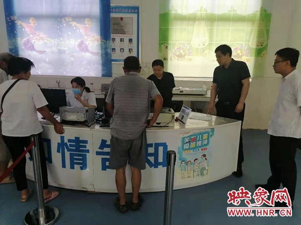平舆县双庙乡:假日不停歇 持续开展新冠疫苗接种工作