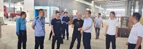 汝南县多部门联合开展安全生产专项检查工作