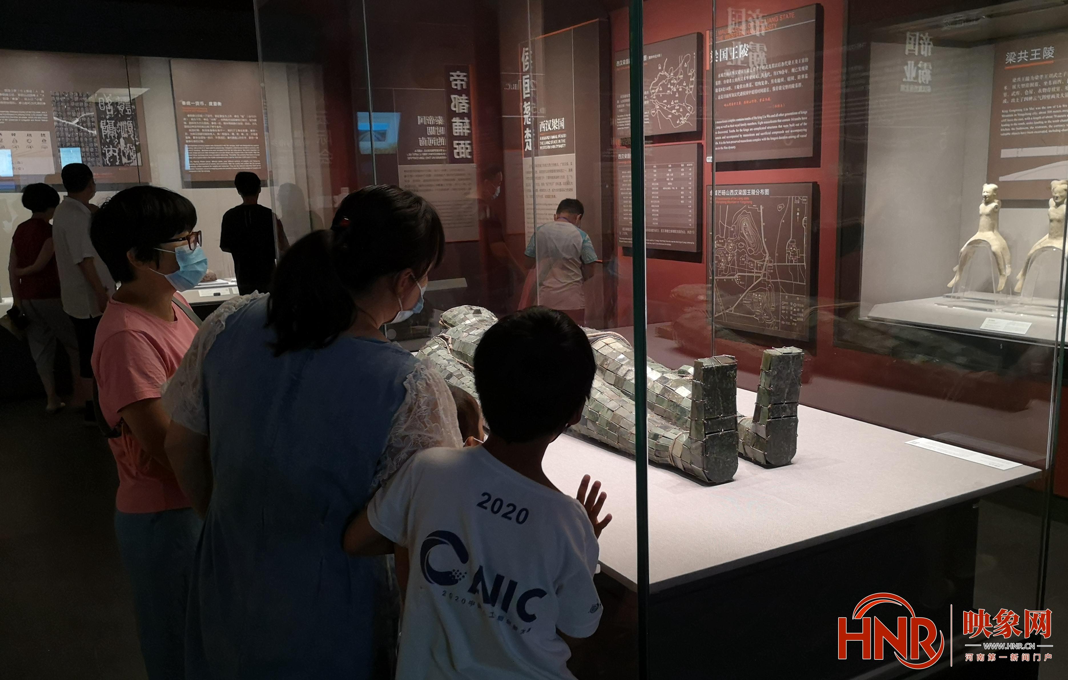 暑假将至 一起来河南博物院打卡