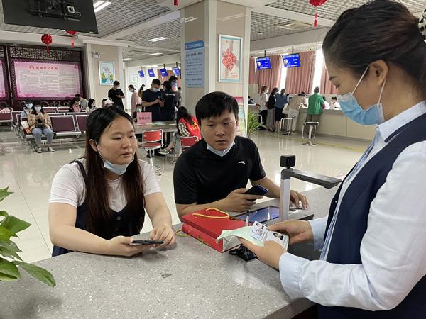 异地结婚登记、驾驶证审验……郑州政务服务可