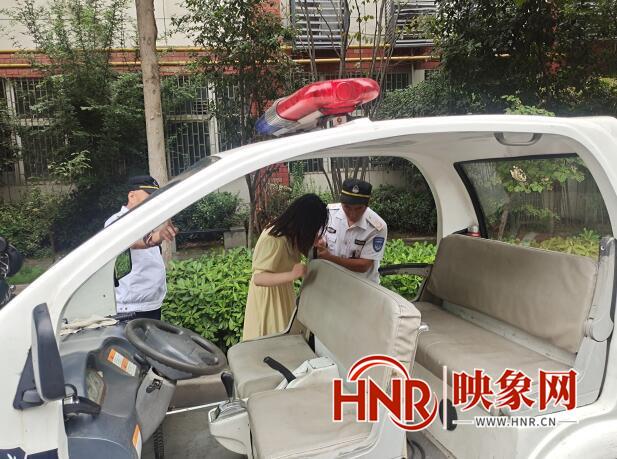 郑州女子与男友闹矛盾离家出走 忘记带手机钱包险些饿晕