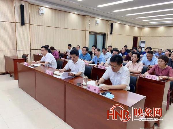 """西平县举行重大项目建设""""三个一批""""系列活动"""