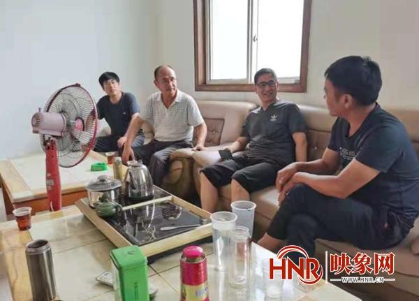 """河南省水产科学研究院到西平县开展""""水产科技下乡专家行""""活动"""