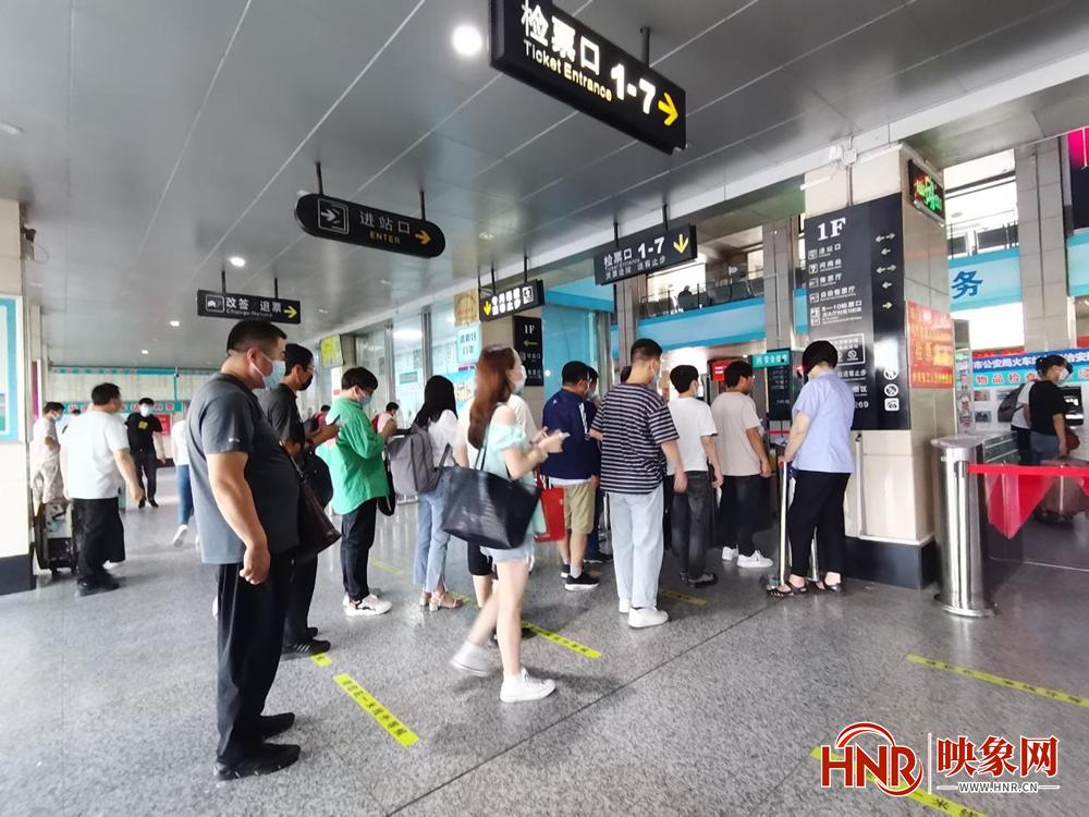 最新消息:郑州各汽车站7月22日起有序开始复班复产