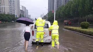 临颍县防汛全面铺开 已组织转移300多人