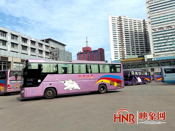 复班复运第一天 郑州各汽车站恢复线路128条安全发送旅客1.2万人次_城市_中原网视台