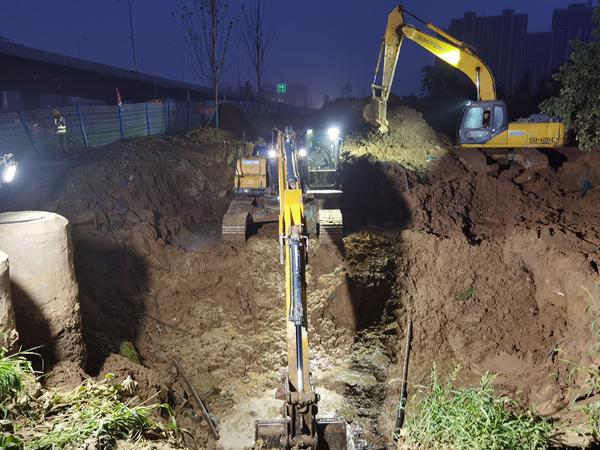 侯寨水厂已经恢复运行 郑州市9座水厂已全部恢复生产