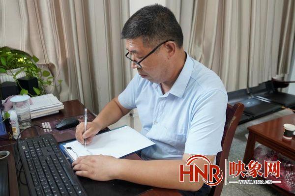 杨克顺:让中小学生快乐的写出作文