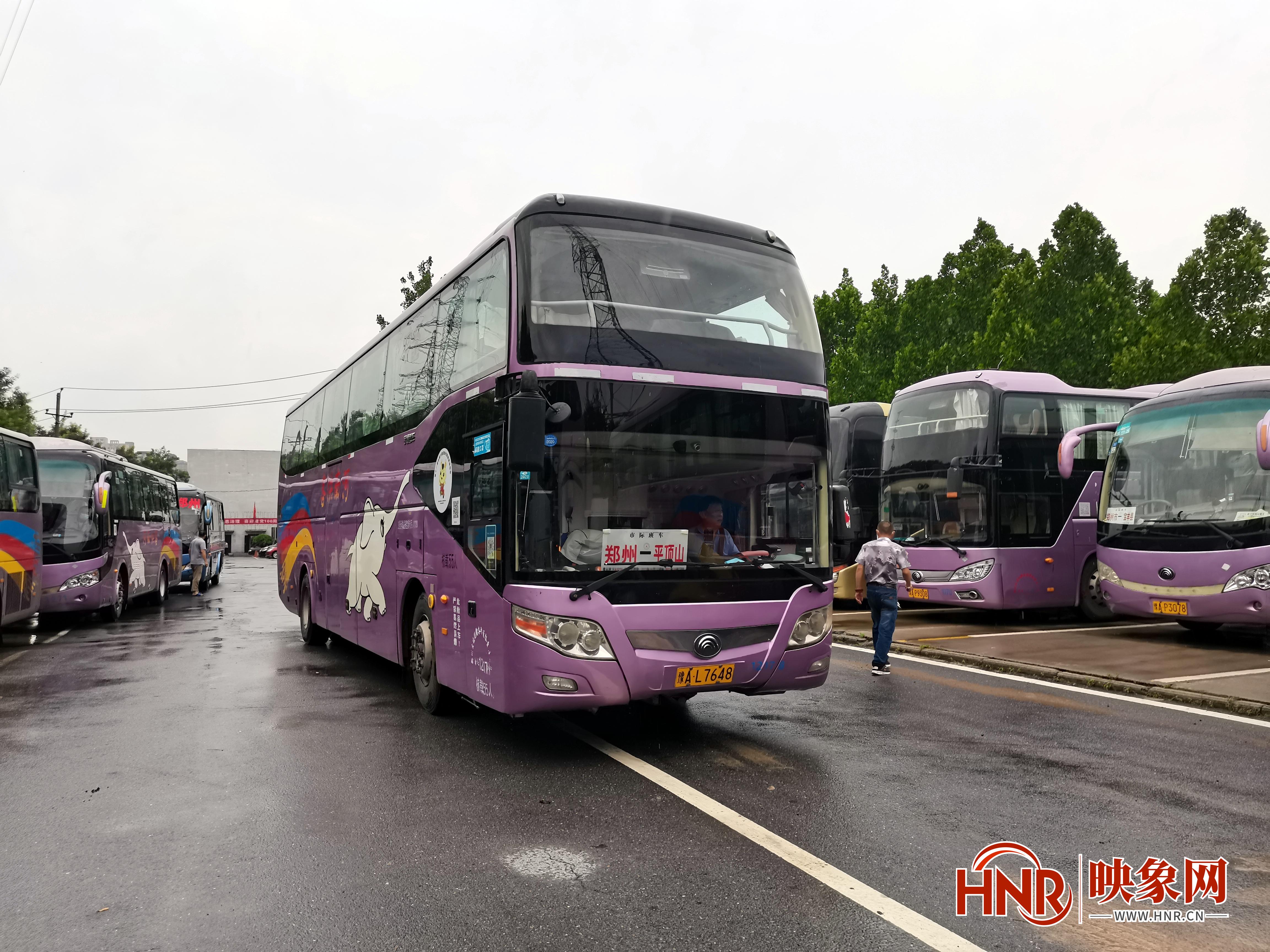 郑州交运集团各汽车站恢复客运线路395条 少林寺、温县等16条线路暂未恢复
