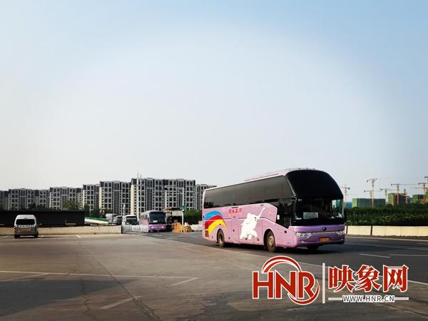 郑州将迎新一轮降雨 市区各汽车站已做好防汛物资储备