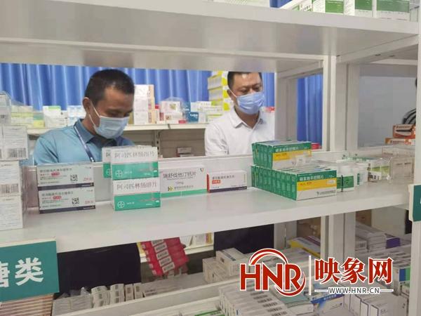 漯河市市场监督管理局召陵分局:全力保障药品及疫苗质量安全