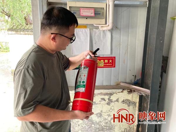 新蔡县砖店镇:安全排查无遗漏 稳岗就业有保障