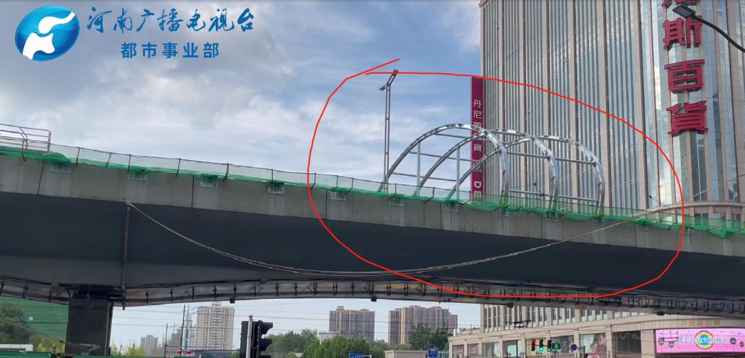 点赞!郑州农业路高架增加一神器,颜值提高10000分