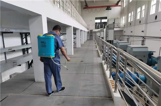 偏居一隅亦担重任 郑州抗疫情保供水的还有他们