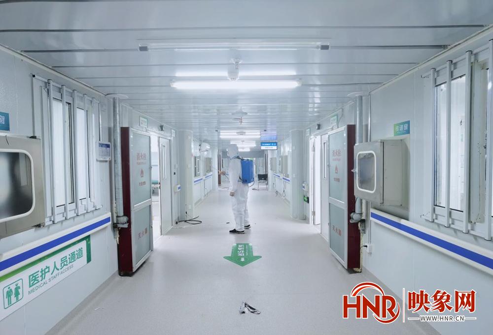 5天5夜,郑州岐伯山医院升级改造圆满结束!将作为定点康复医院