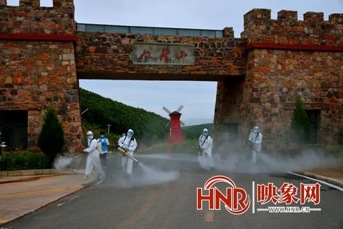 河南九峰山景区8月27日正式开园