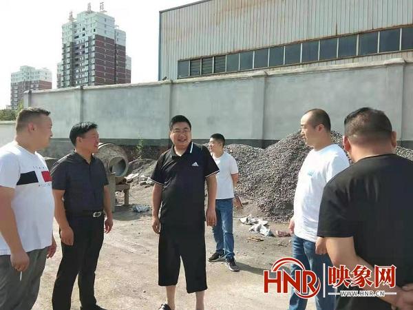 西峡县寨根乡:高质量服务助力工业经济高质量发展