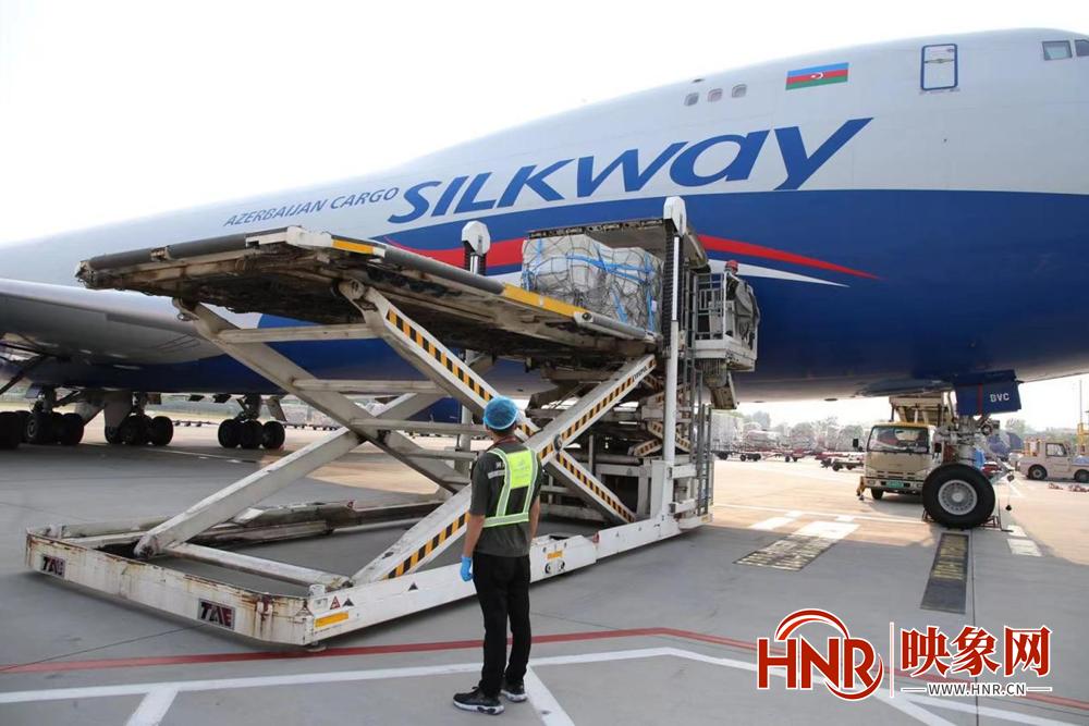 畅通!8月1日至8月8日 郑州机场日均起降货机32架次