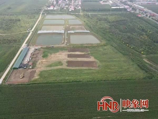 驻马店:西平县工厂化鲈鱼养殖项目顺利开工建设