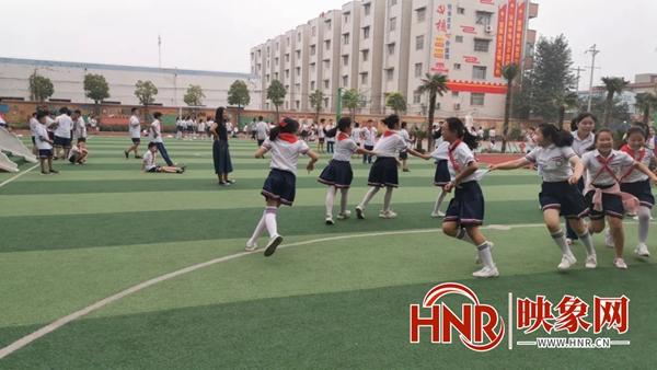 """新乡延津:""""双减""""落地 学生迎来开学""""大礼包"""""""