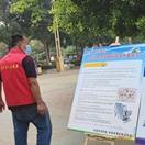 长垣市青年普法协会参加全国科普日主题宣传活动