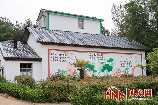 """商城河凤桥乡:产业项目遍地开花 绘就""""富裕活力""""画卷"""
