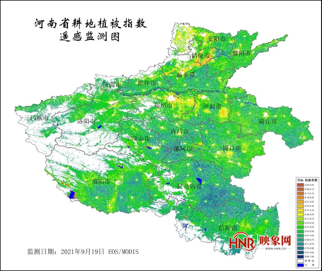 河南:今年10月降水偏多 需合理安排秋收秋种工作