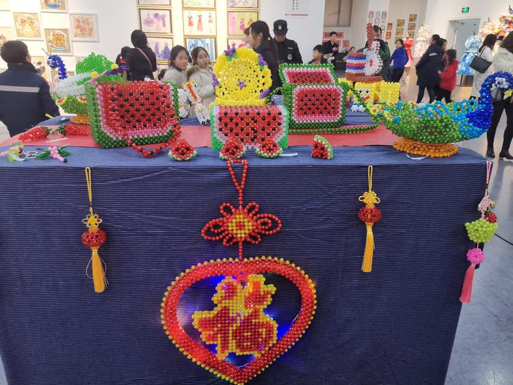 """""""艺""""路同行!河南省美术馆6000多件少儿作品等你来欣赏"""