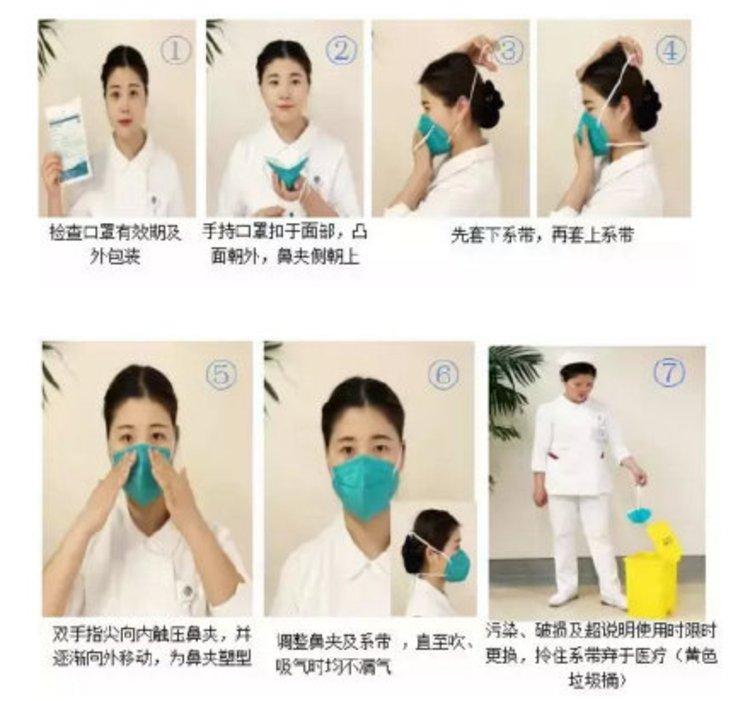 用过的口罩怎么扔?专家建议用酒精喷雾消毒后密封丢弃