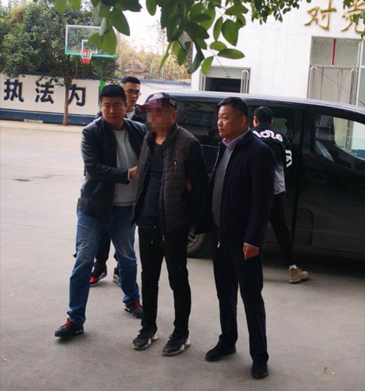 酒后杀死同事潜逃27年 郑州警方成功将其抓捕归案