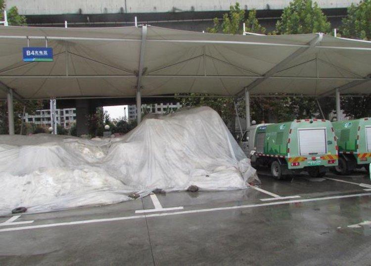 为未雨绸缪,郑州中原区已做好除雪清冰工作
