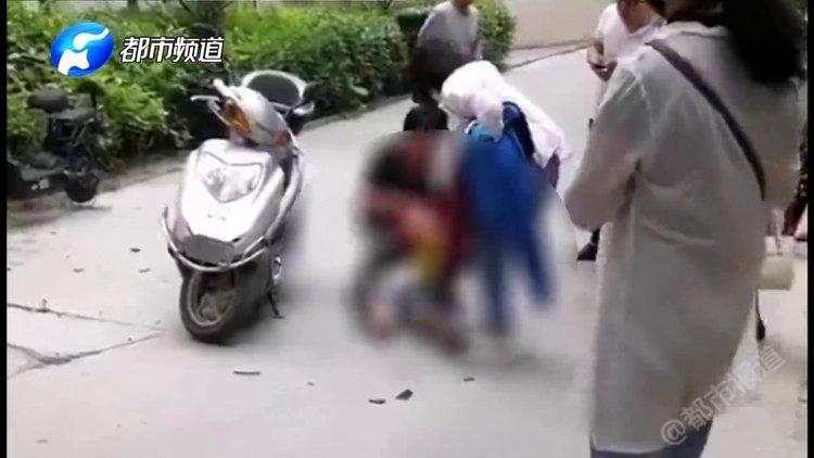 """又见高坠悲剧!6岁男童高空""""抛砖"""" 三门峡5岁男童被砸身亡"""