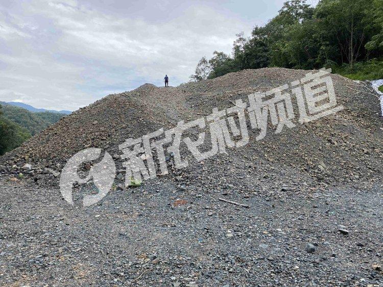 """洛阳嵩县:深山非法""""淘金"""" 监管部门避而不答"""
