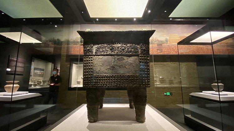 等你5年终相见 河南博物院主展馆24日将试开放