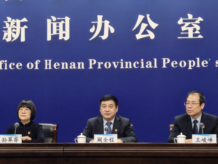 2020年加快县(市)人民医院提质升级,筑牢河南人民的健康堤坝