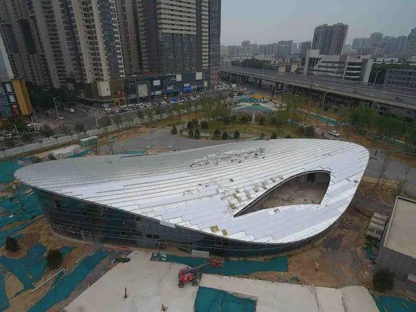 郑州又一新建大公园即将开放!以青春、运动、健康等为主题