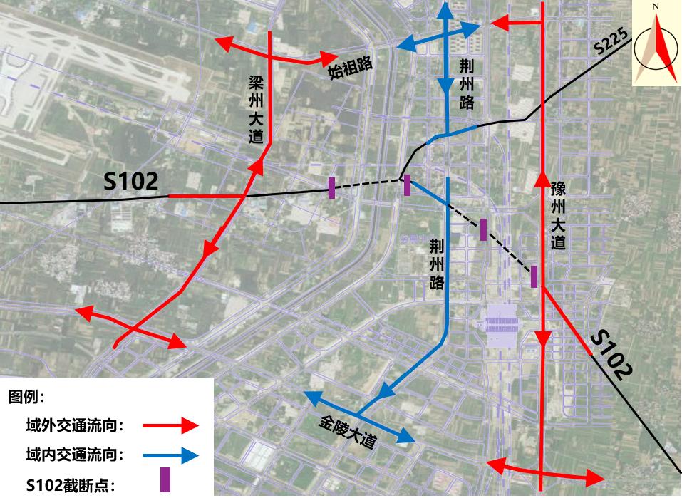 注意啦!7月17日起郑州一路段永久断行 绕行路线公布_中原网视台